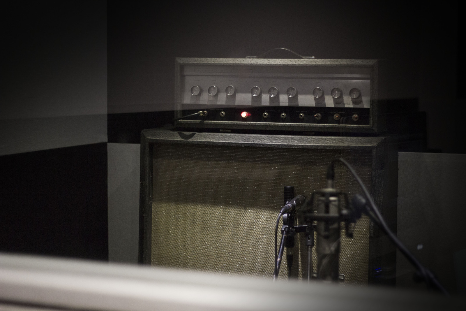 Silvertone Twin Twelve Amp