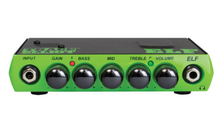Trace Elliot Elf Bass Amplifier