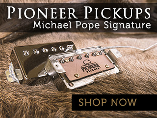 Pioneer Michael Pope Signature (SB1,2,3,4)