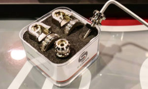 New Redesigned Schaller S-Locks Straplocks