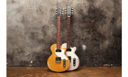 Cort Guitars Unveils the Sunset TC