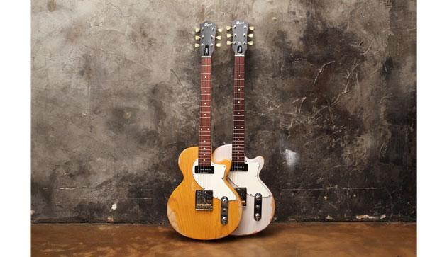 cort guitars unveils the sunset tc worship guitar magazine. Black Bedroom Furniture Sets. Home Design Ideas