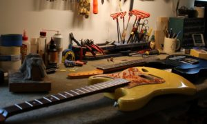 Electric Guitar Setup 101