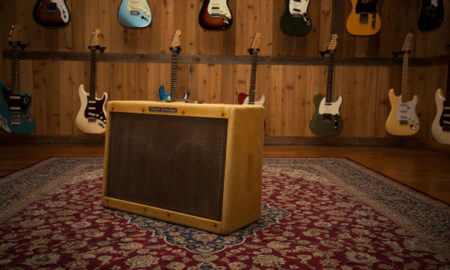 Fender Releases the Joe Bonamassa '59 Twin-Amp