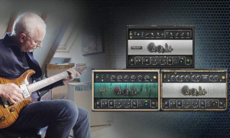 Waves Audio Unveils the PRS SuperModels Amp Simulation Plugin