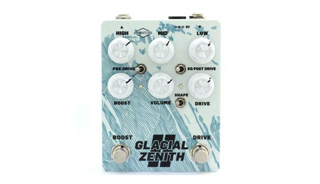 Adventure Audio Unveils the Glacial Zenith II