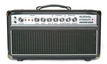 Amplified Nation Introduces the Ampliphonix and Gain, Bombshell Amps