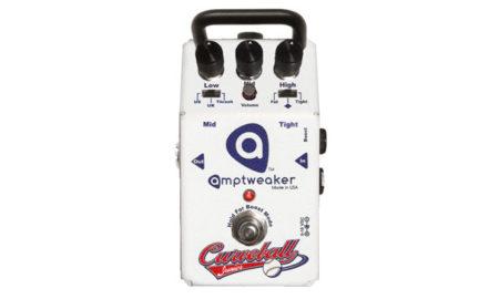 Amptweaker Unleashes the Curveball Jr EQ/Boost and DepthFinder EQ