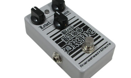 Ananashead Announces the Blend Bass Drive