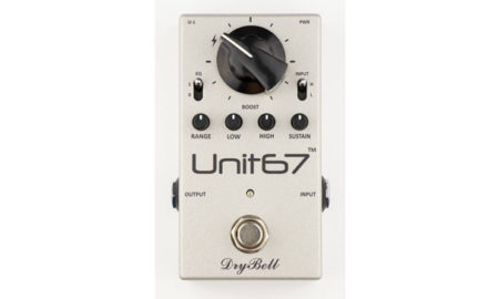 DryBell Musical Electronic Laboratory Announces the Unit67