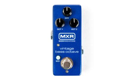 Dunlop Unveils the MXR Vintage Bass Octave