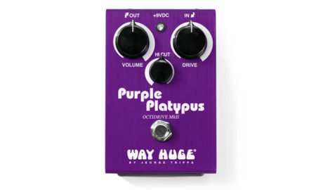 Dunlop Unveils the Way Huge Purple Platypus Octidrive