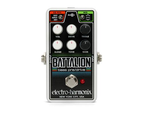 Electro-Harmonix Unveils the Nano Battalion