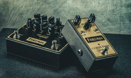 Friedman Unveils the BE-OD Deluxe and the Golden Pearl
