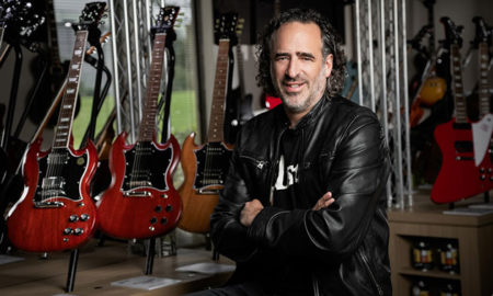 Gibson Announces New CEO