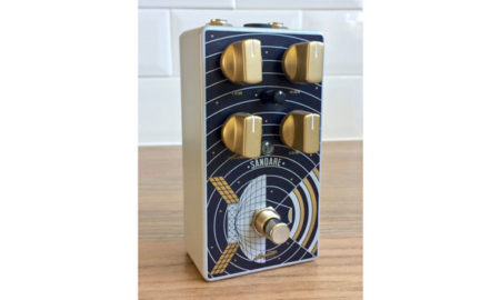 Magnetic Effects Introduces The Sandare V2