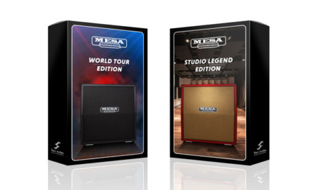 Mesa/Boogie and Two Notes Audio Engineering Launch IR Cab Packs