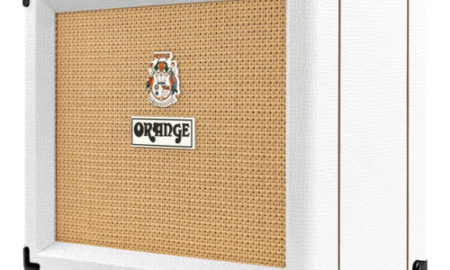 Orange Amps Introduces the 50th Anniversary White Crush 20