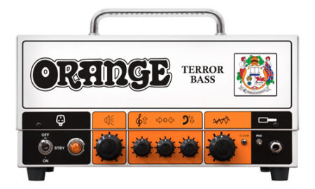 Orange Introduces the Terror Bass