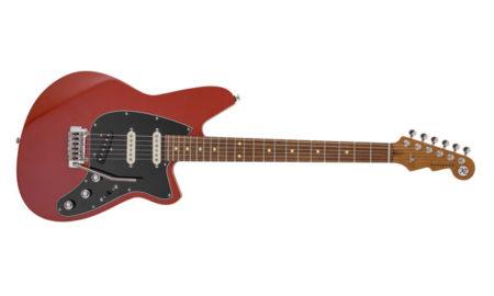 Reverend Guitars Unveils the Six Gun TL