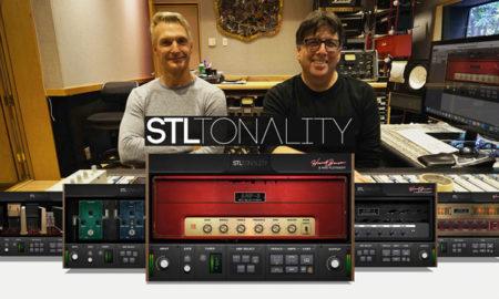STL Tones Unveils the Howard Benson Guitar Plug-In Suite