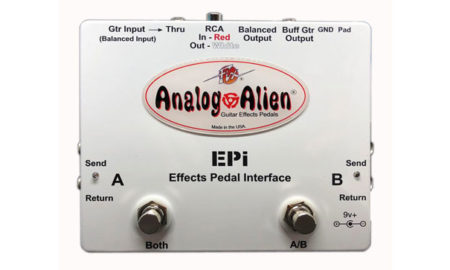 Analog Alien Unveils the EPI