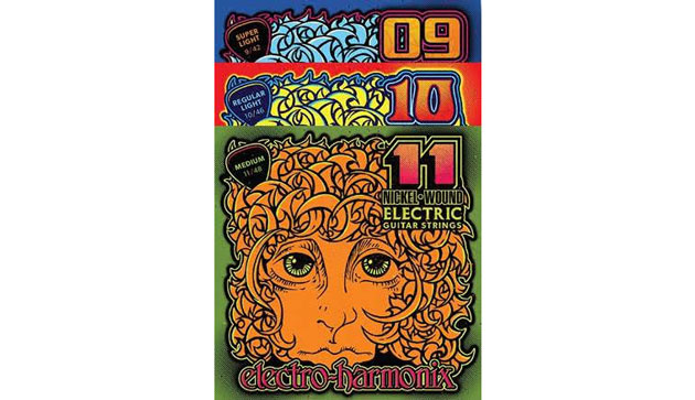 Electro-Harmonix Launches Electric Guitar Strings