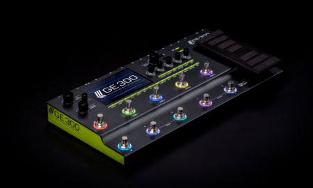 Mooer Announces the GE300 Multi-Effects Unit