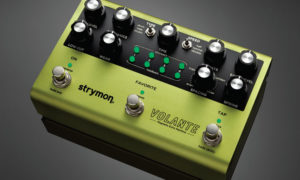 Strymon Unveils the Volante