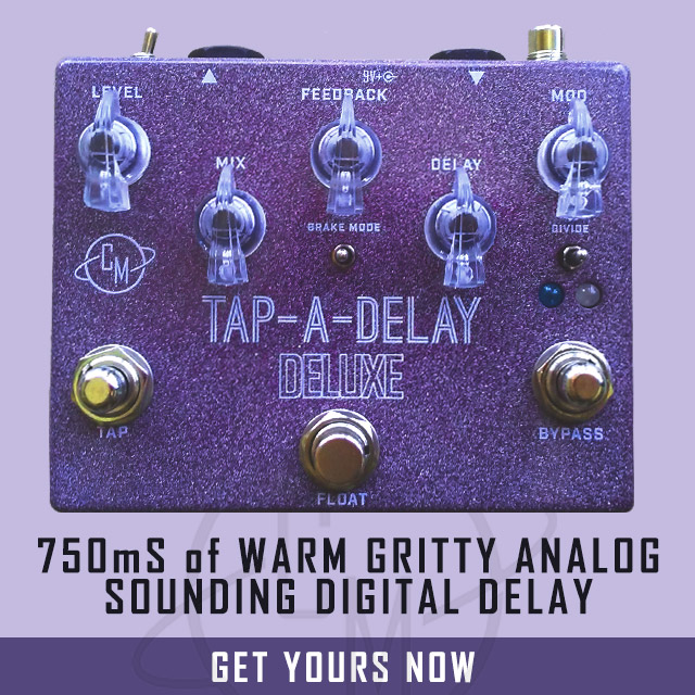 Tap-A-Delay Deluxe Sidebar #1 (SB1)